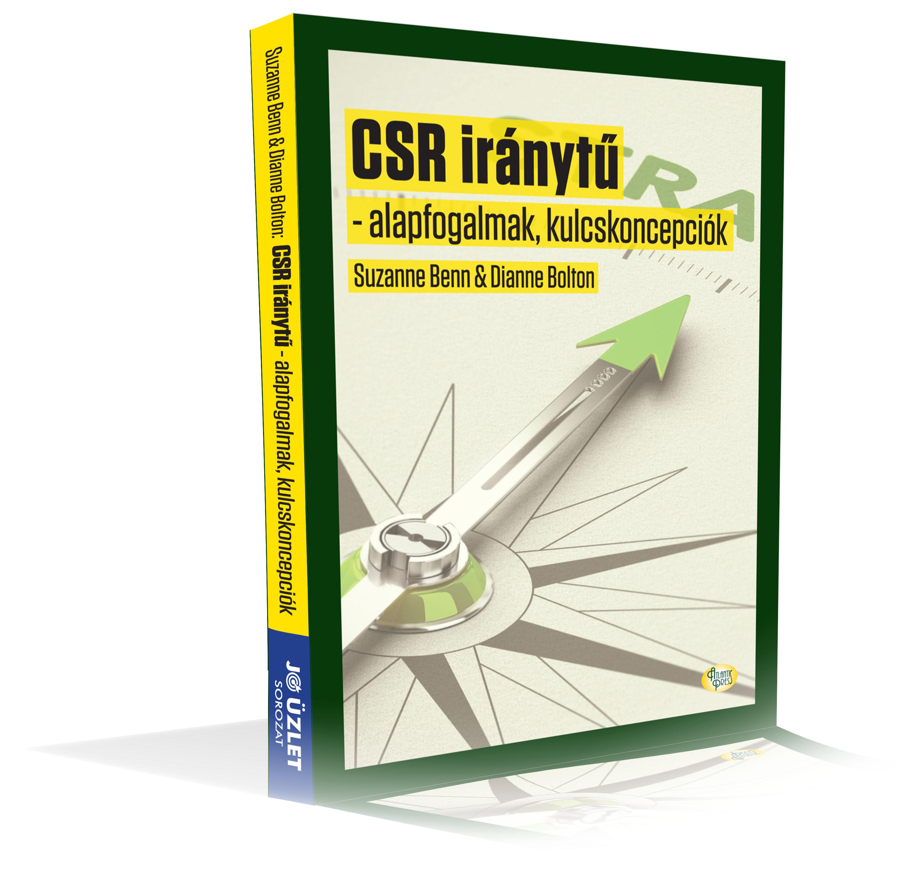 CSR iránytű-kulcsfogalmak, alapkoncepciók