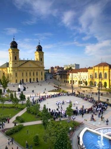 CSR Délután Kelet-Magyarországon